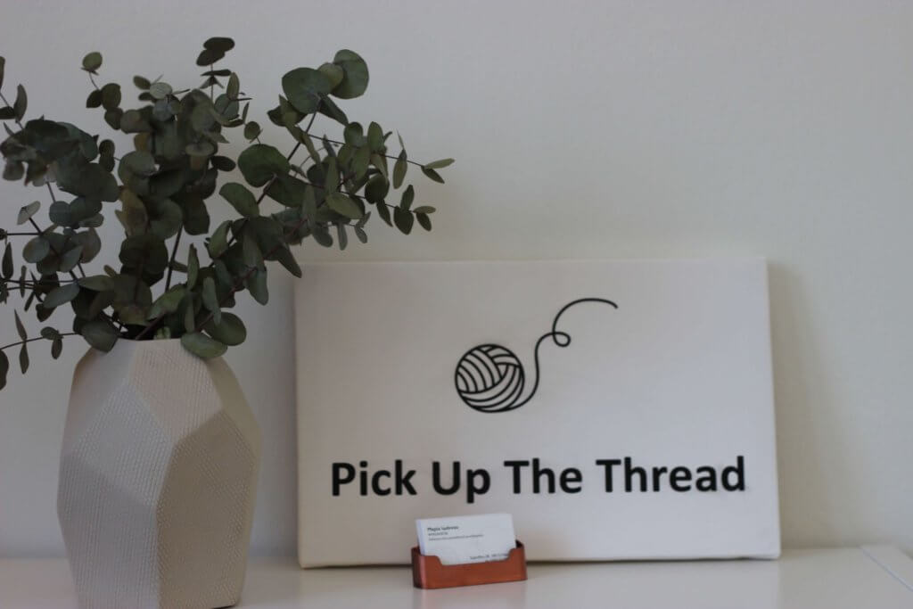 Pick Up The Thread