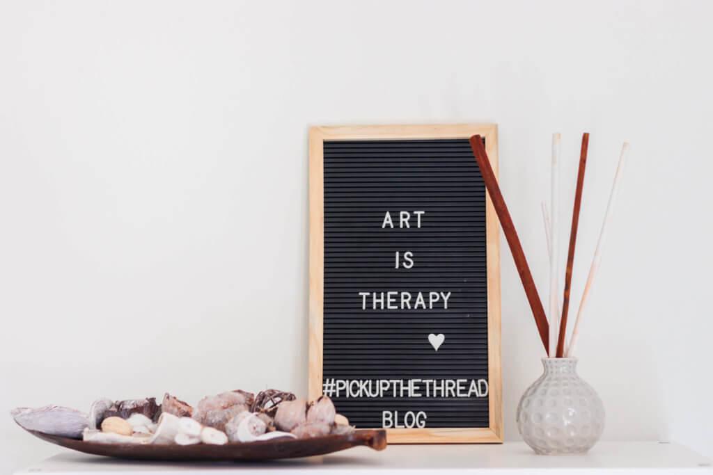 Pick Up The Thread Blog